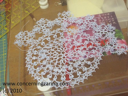 Crochet - Free Crochet Doily Patterns